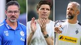 Bundesliga neu - neue Trainergeneration