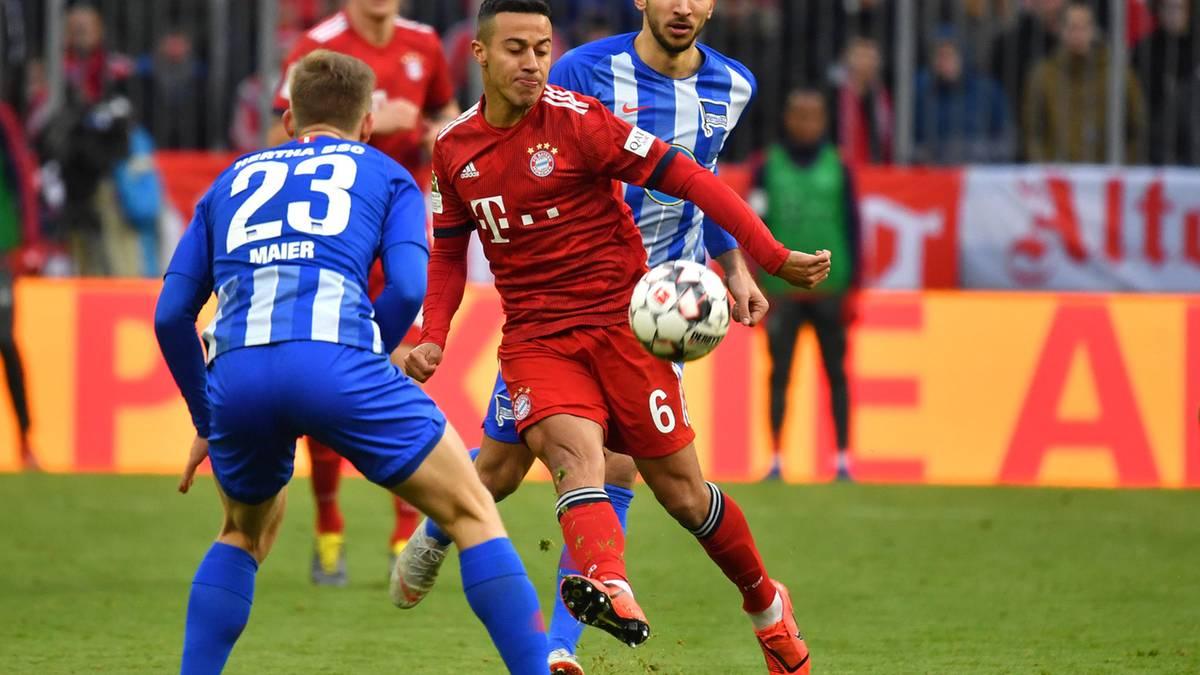 Beginn Bundesliga