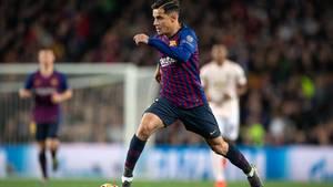 Der brasilianische Nationalspieler Coutinho soll im Anflug sein