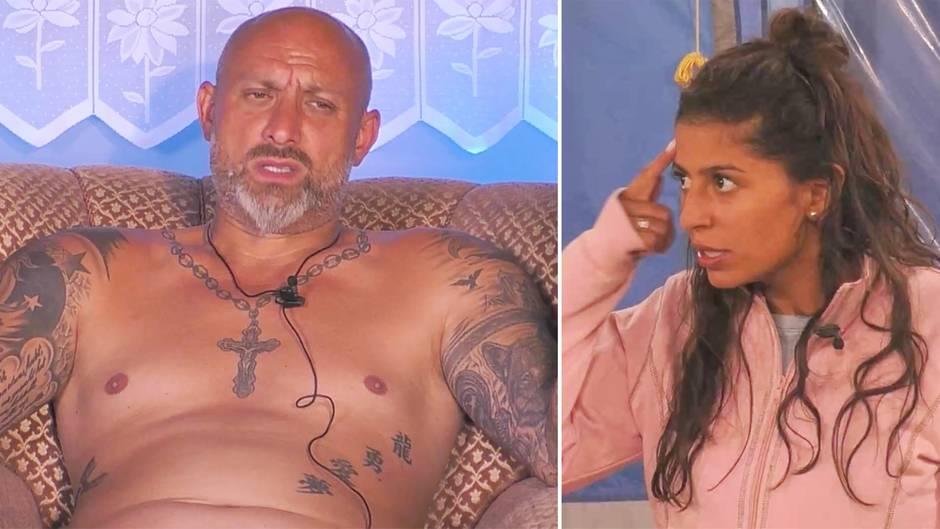 """""""Promi Big Brother"""": Eva  """"Egoista"""" fliegt – und Zlatko mobbt weiter"""