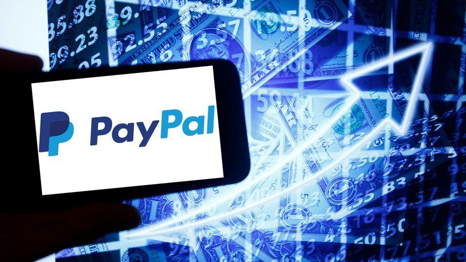 Der Bezahldienst Paypal ist praktisch, wird aber auch von Betrügern ausgenutzt.