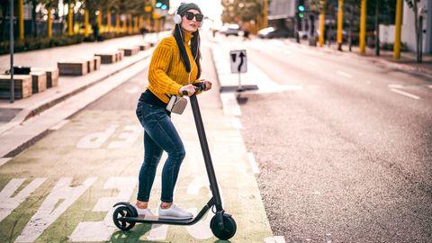 E-Scooter erobern deutsche Innenstädte