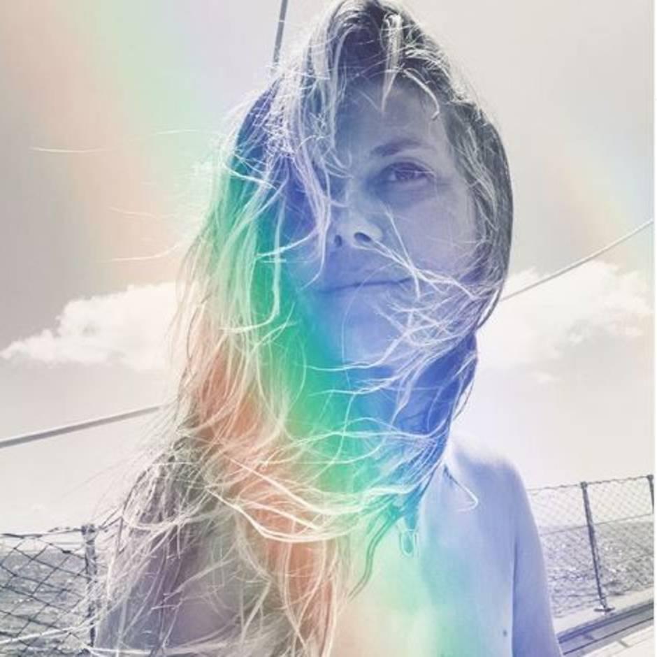 """Flitterwochen auf Capri: Heidi Klum zeigt ihre Brüste: """"Bin gespannt, wie lange Instagram braucht, um das Bild zu löschen"""""""