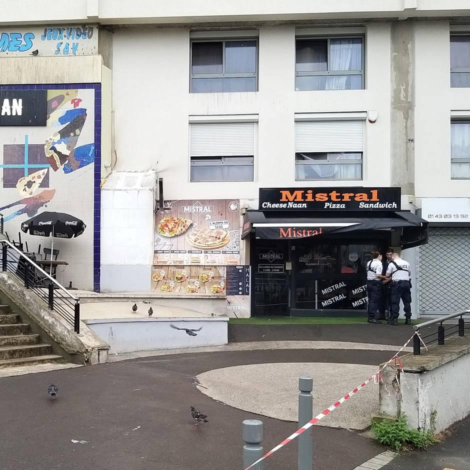 News von heute: Zu lange auf Sandwich gewartet: Kunde erschießt Bedienung in Paris