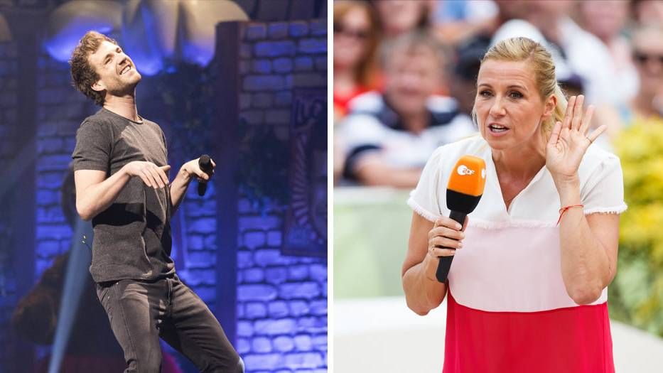 ZDF-Fernsehgarten: Mockridge sorgt für Eklat - Kiewel reagiert