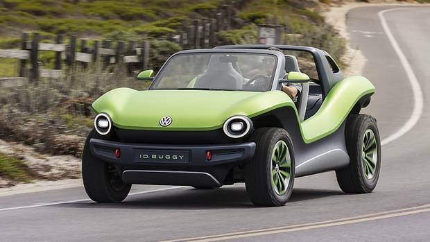 VW ID. Buggy