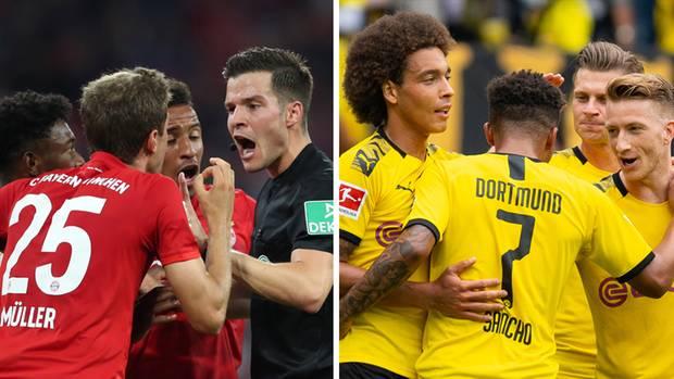 Für den BVB und die Bayern hätte der Bundesliga-Auftakt nicht unterschiedlicher laufen können