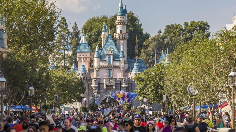 Disneyland Resort in Anaheim, Kalifornien