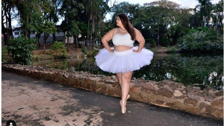 sports shoes 0f3f7 b1c5e Júlia trägt Größe 44 – und tanzt trotzdem professionell ...