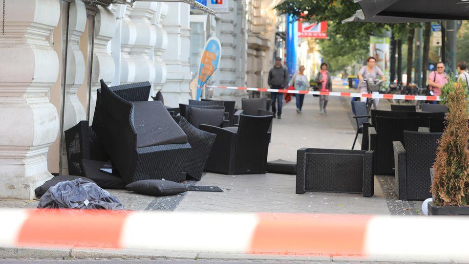Streit über türkische Politik?: Familienfehde offenbar eskaliert: Polizei fasst nach tödlichen Schüssen Izzettin Y.