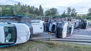 nachrichten deutschland - unfall sattelschlepper