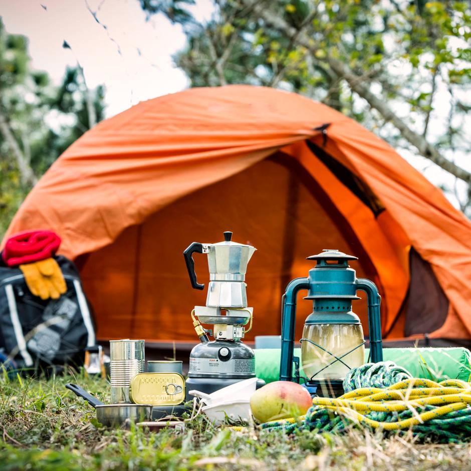 Komfort im Freien: Diese zehn Camping-Gadgets erleichtern den Zeltalltag