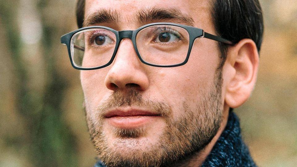 Porträt von Max Rinneberg