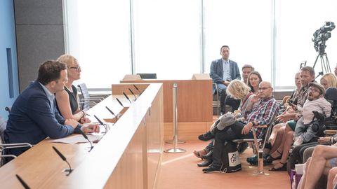 Jens Spahn Pressekonferenz
