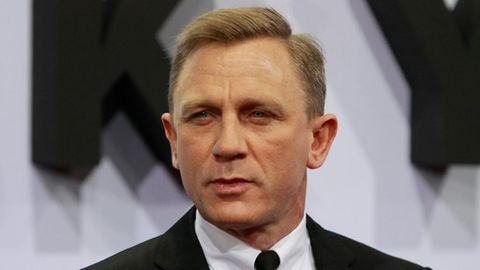 """Daniel Craig wird im neuen """"James Bond""""-Streifen zum fünften Mal in die Rolle des britischen 007-Agenten schlüpfen"""