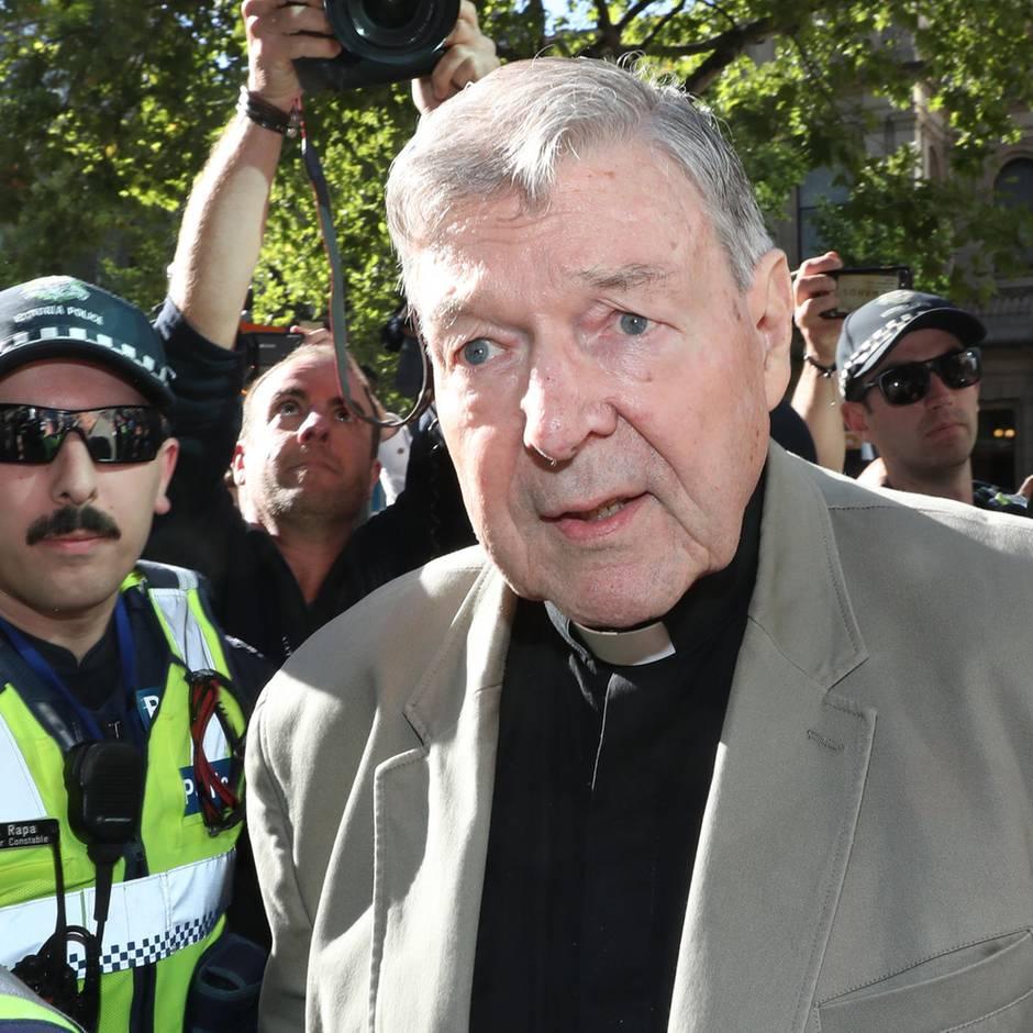 News von heute: Berufung gescheitert: Wegen Kindesmissbrauchs verurteilter Kardinal Pell bleibt hinter Gittern