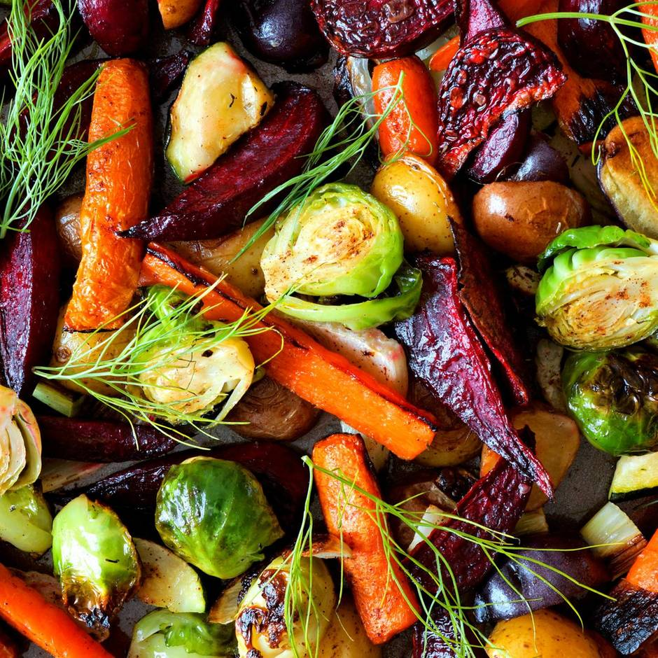 Gemüse: Roh oder gekocht: Killt Hitze die Vitamine in unseren Lebensmittel?
