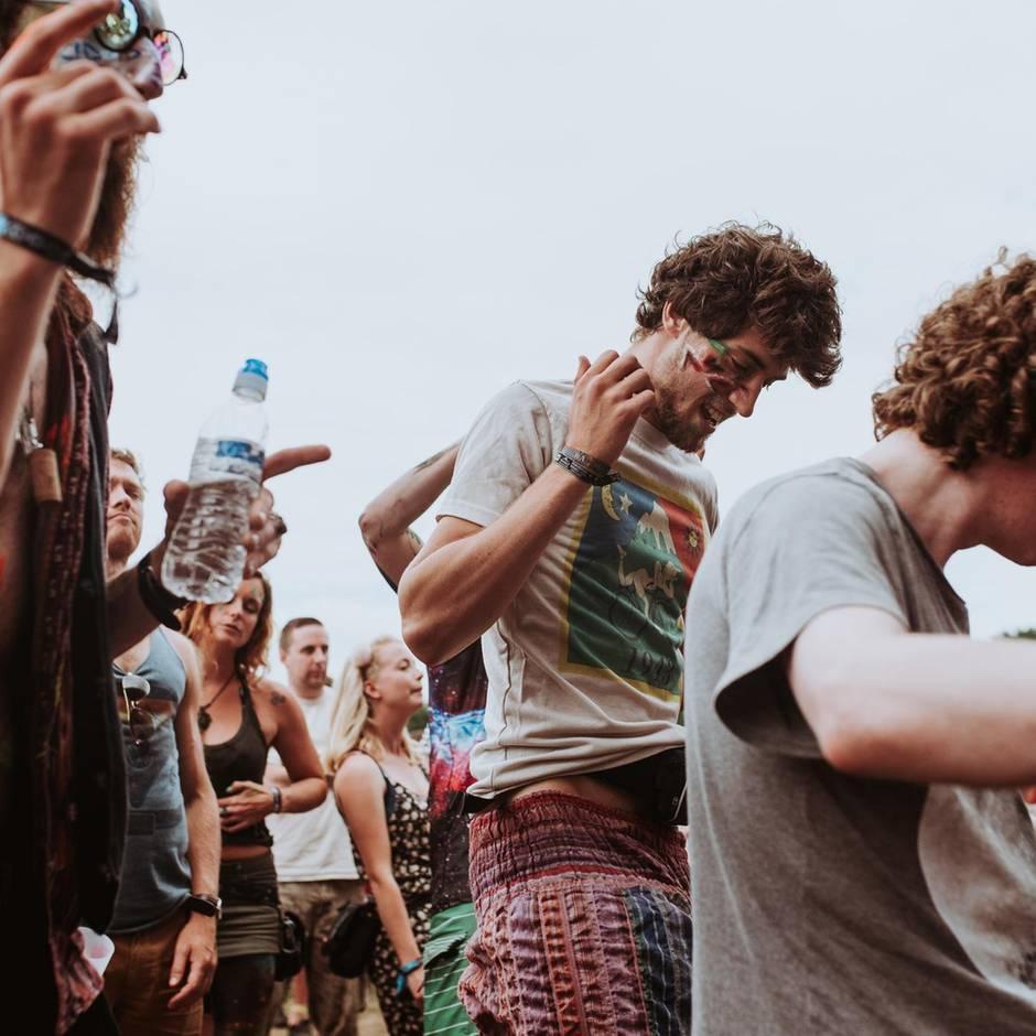 Fusion, Hurricane und Co. : Von Öko-Camper bis Hardcore-Fan: Welcher Festival-Typ bist du?
