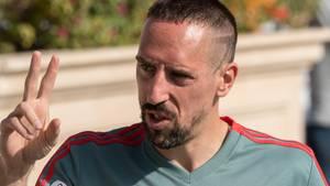 Franck Ribéry heuert beim AC Florenz an