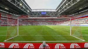 Stadion in Düsseldorf als Symbolfoto für Nachrichten aus Deutschland