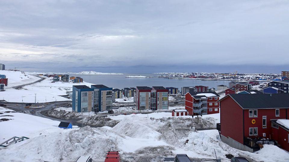 Ein Verkauf Grönlands ist rechtlich wohl ein Ding der Unmöglichkeit