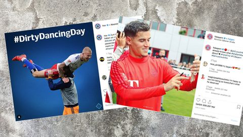 Social-Media-Ranking: Hier ist der HSV noch erstklassig: Die Instagram-Tabelle der Fußball-Bundesliga