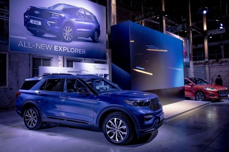 SUVs, wie der Ford Explorer sind in Detroit nach wie vor gefragt