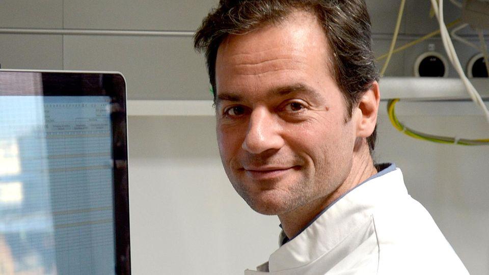 Thomas Schmitz, Facharzt für Kinder- und Jugendheilkunde