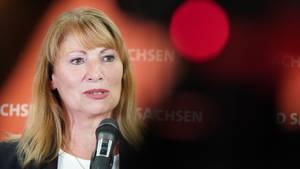 """Die SPD-Politikerin Petra Köpping ist auch Autorin des Buches """"Integriert doch erst mal uns! Eine Streitschrift für den Osten"""""""