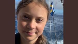 Hat jedes Zeitgefühlauf hoher verloren: Greta Thunberg