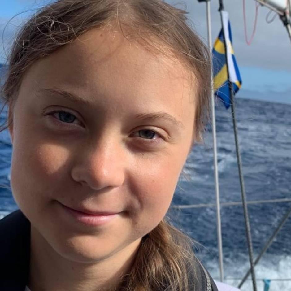 Fahrt zum Klimagipfel: Tag 8: Ruhige See, Zeitgefühl verloren