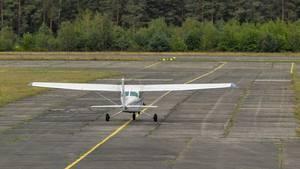 Ein Kleinflugzeug (Symbolbild)