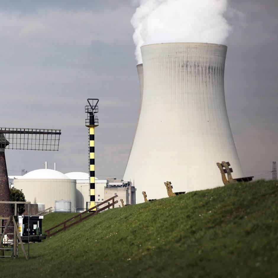 Vorsorge für Atomunfall: Medienbericht: Deutschland bestellt 190 Millionen Jodtabletten
