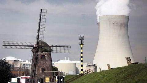 Atomkraftwerk Belgien
