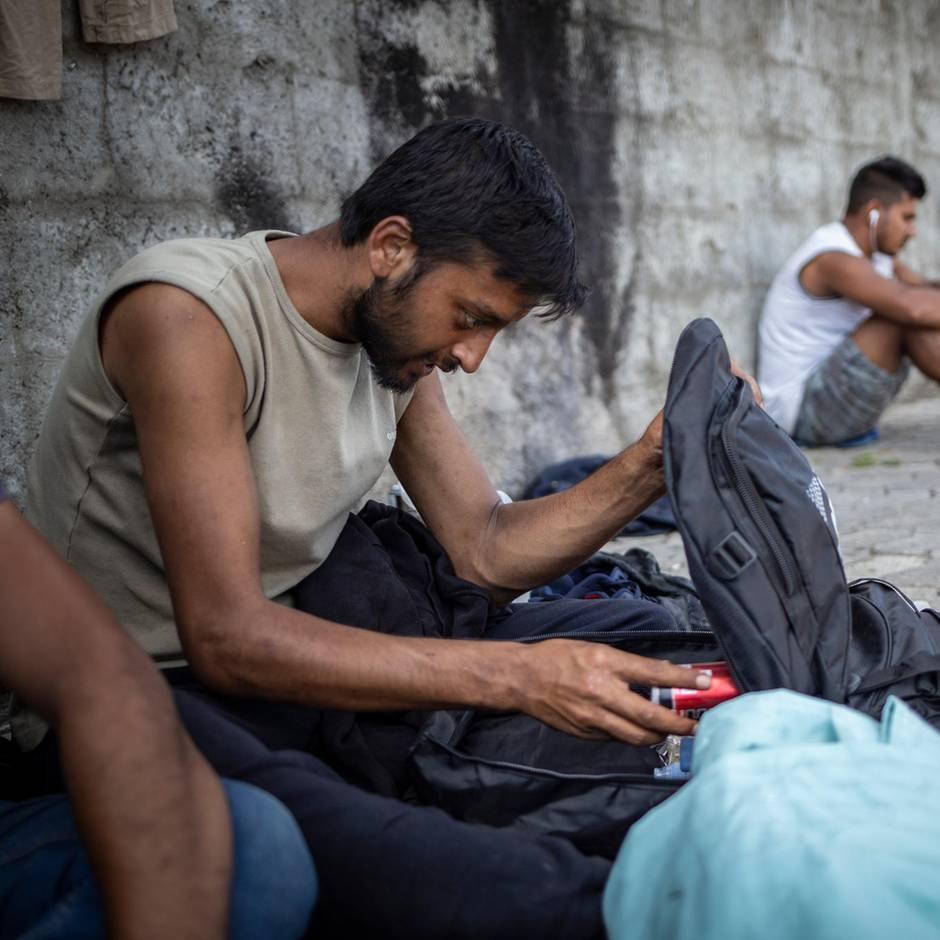 """Flucht nach Europa: """"The Game"""": Sie wollen illegal über die Grenze – und machen daraus ein Spiel"""