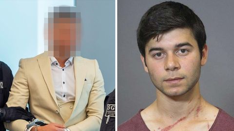 Tatverdächtige von Chemnitz: Alaa S. und Farhad Ramazan Ahmad