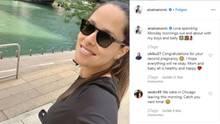 Vip-News: Ana Ivanvic schwärmt von ihren Jungs und ihrem Bauch