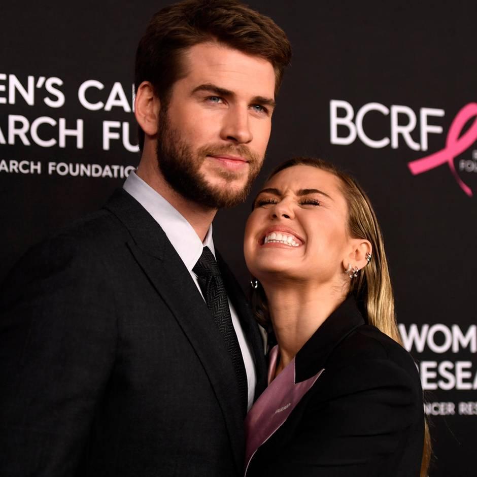 """""""Unüberbrückbare Differenzen"""": Scheidung von Miley Cyrus: Liam Hemsworth engagiert die """"Pitbull""""-Anwältin der Stars"""