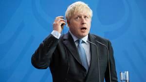 Boris Johnson - Kein Ohr für einen geregelten Brexit
