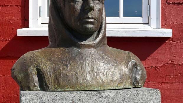 Das Geburtshaus des Forschers Knud Rasmussen in Ilulissat ist heute ein Museum