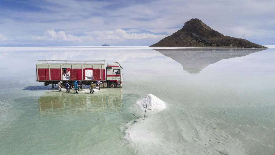 Bolivien: Lithium könnte dem armen Land zu Reichtum verhelfen