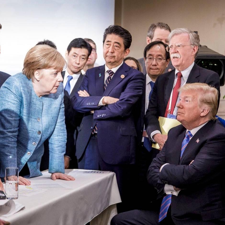 """""""Ich bin der Auserwählte"""": Die grotesk-trumphafte Woche des US-Präsidenten Donald Trump"""