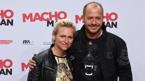 Jana Windolph und Willi Herren