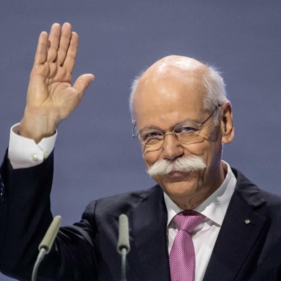 Neuer Job: Ehemaliger Daimler-Boss: Dieter Zetsche arbeitet jetzt für Aldi Süd