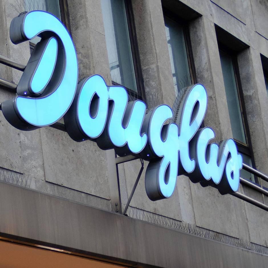 Liegt da etwas in der Luft?: Douglas möchte europaweit rund 70 Filialen schließen
