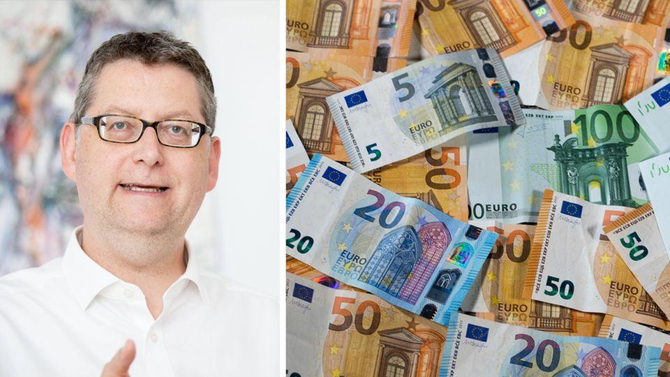 SPD-Chef Thorsten Schäfer-Gümbel fordert Wiedereinführung der Vermögenssteuer