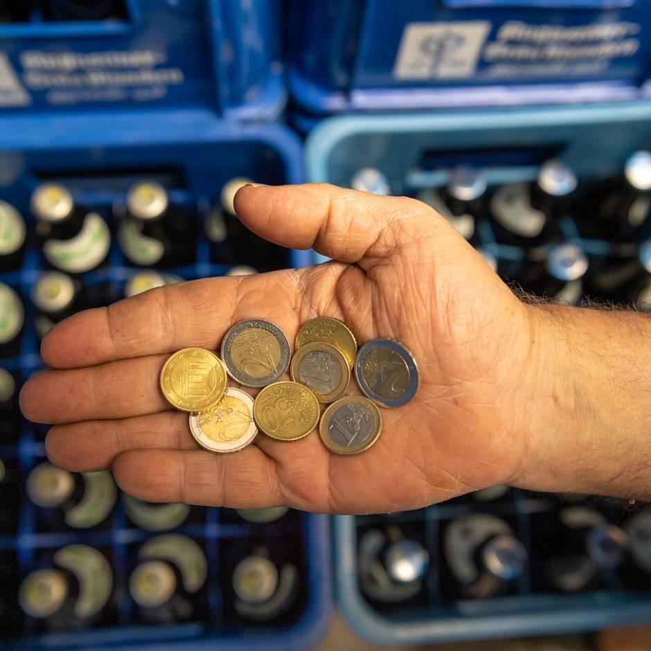 Bisher 1,50 Euro: Brauereien wollen Pfand für Bierkisten drastisch erhöhen