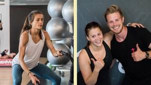 Imke Salander mit Sonja und Fabian