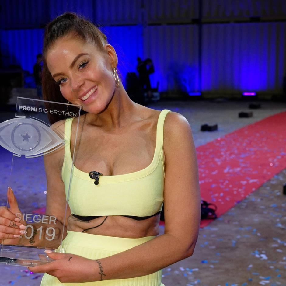 """""""Promi Big Brother"""": 100.000 Euro für die Frau mit dem großen Hunger"""