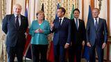 G7 Gruppe Europäer